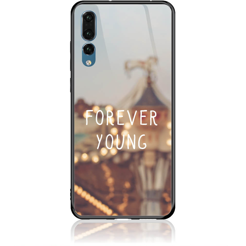 Case Design 50191  -  Huawei P20 Pro  -  Tempered Glass Case