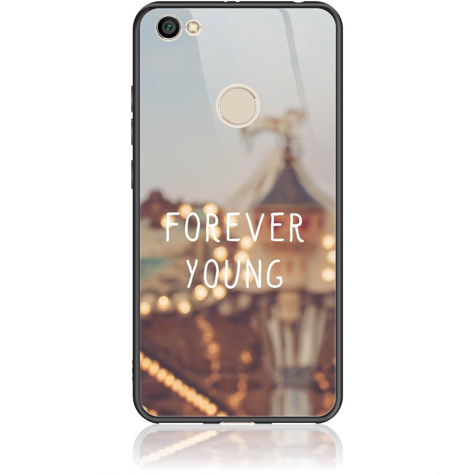 Case Design 50191  -  Xiaomi Redmi Note 5a Prime  -  Tempered Glass Case