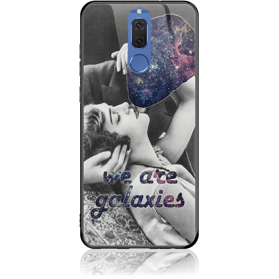 Case Design 50197  -  Huawei Nova 2i  -  Tempered Glass Case