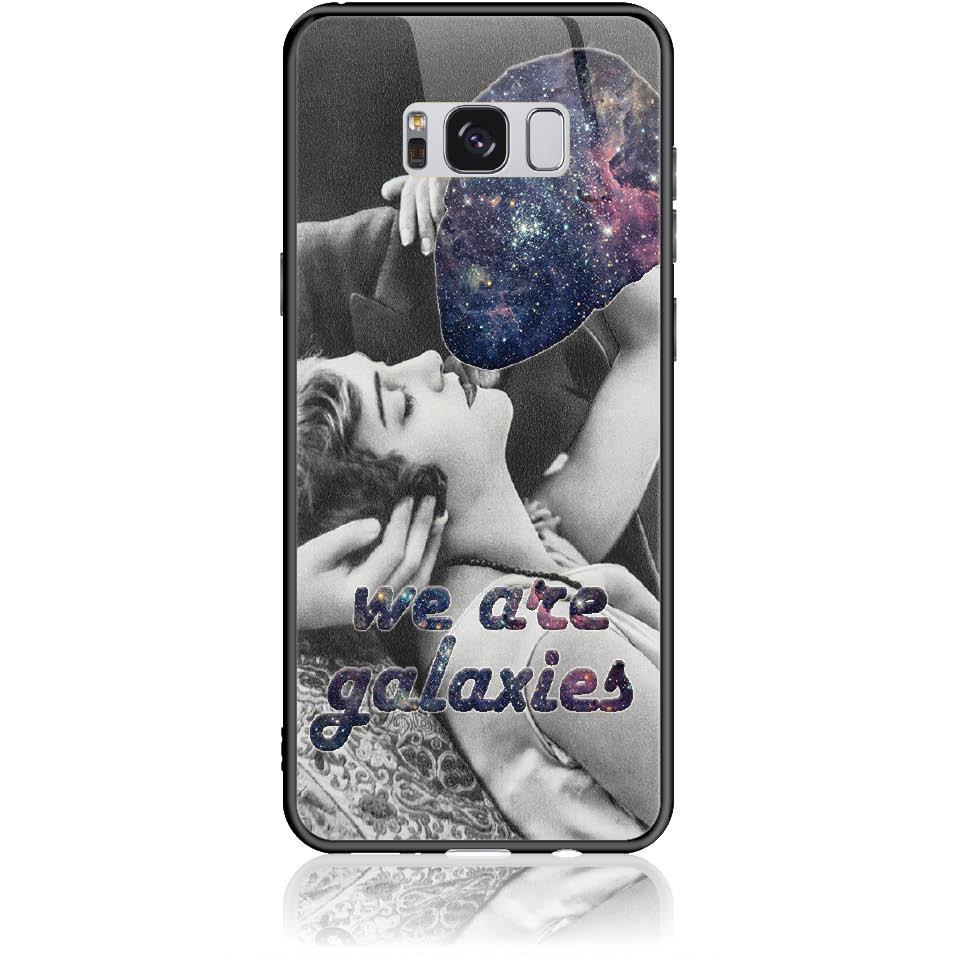 Case Design 50197  -  Samsung Galaxy S8+  -  Tempered Glass Case