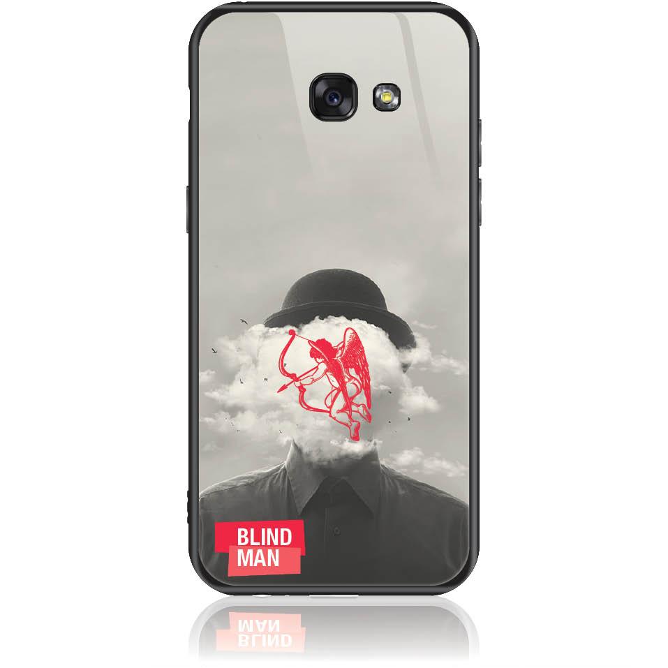Case Design 50216  -  Samsung Galaxy A5 (2017)  -  Tempered Glass Case