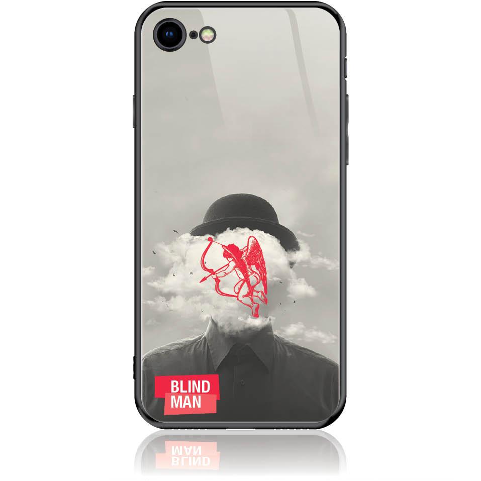 Case Design 50216  -  Iphone 7  -  Tempered Glass Case