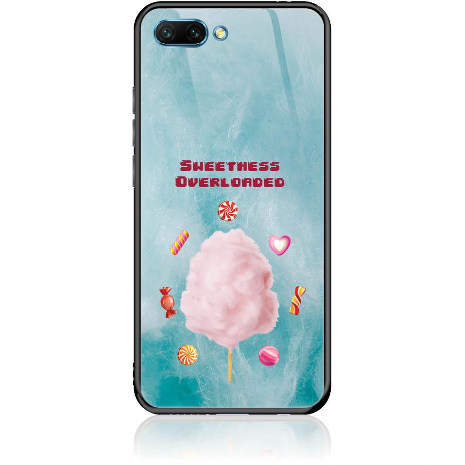 Case Design 50222  -  Honor 10  -  Tempered Glass Case