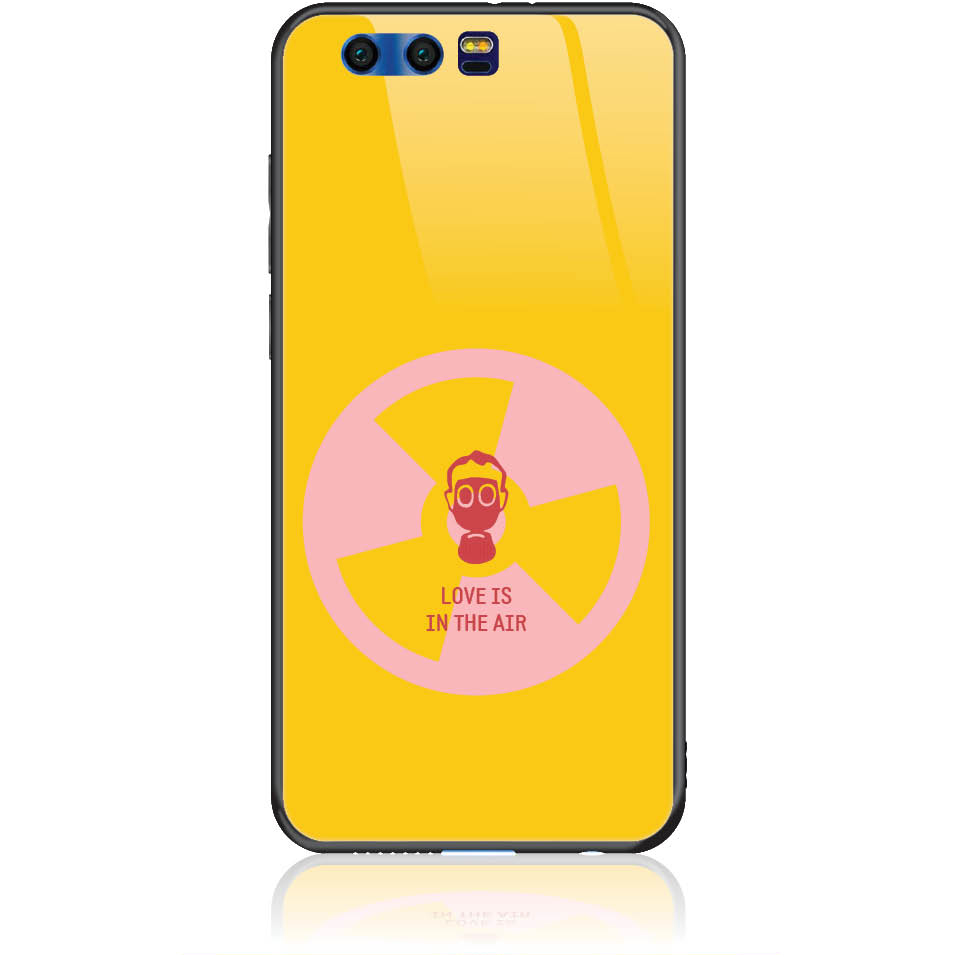 Nuclear Love Phone Case Design 50229  -  Honor 9  -  Tempered Glass Case