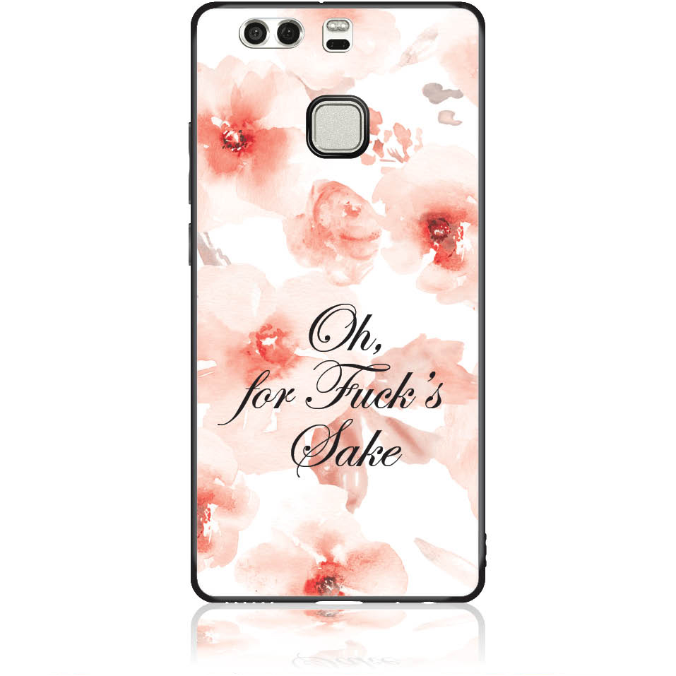 Fuck's Shake Phone Case Design 50263  -  Huawei P9  -  Tempered Glass Case