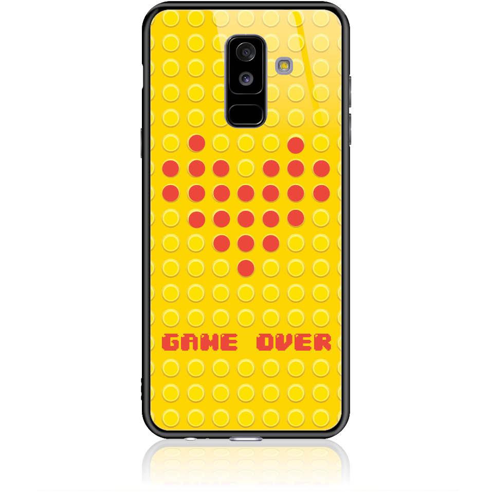 Case Design 50265  -  Samsung Galaxy A6+ (2018)  -  Tempered Glass Case