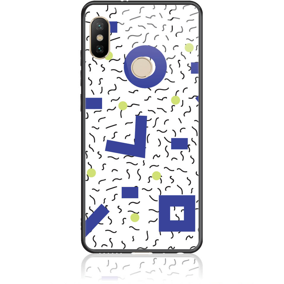 Case Design 50286  -  Xiaomi Redmi Note 5/note 5 Pro  -  Tempered Glass Case