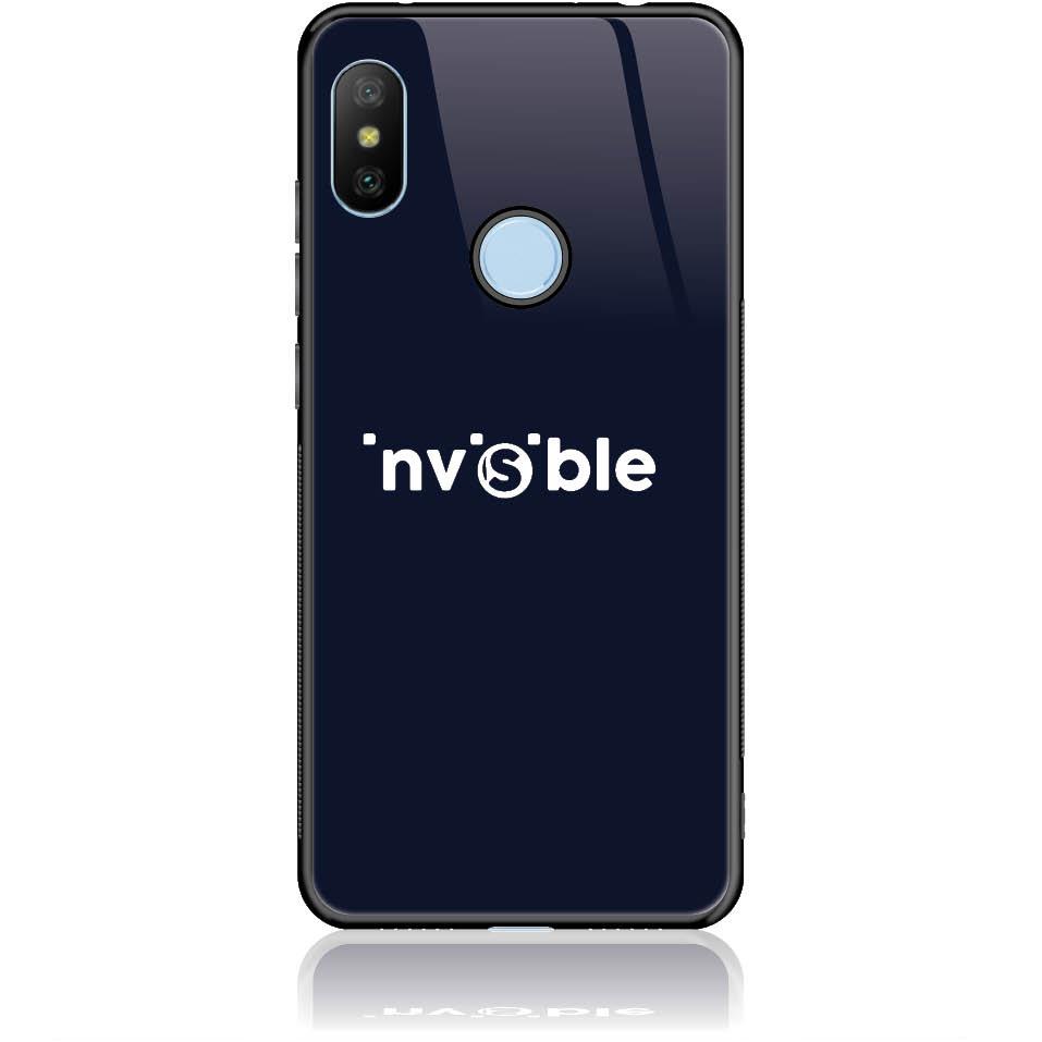 Case Design 50296  -  Xiaomi Redmi Note 6 Pro  -  Tempered Glass Case