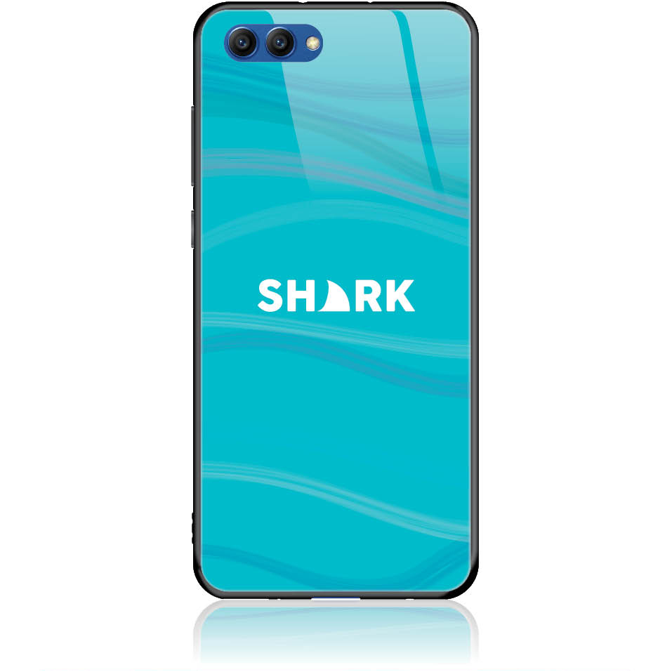 Case Design 50300  -  Honor View 10  -  Tempered Glass Case