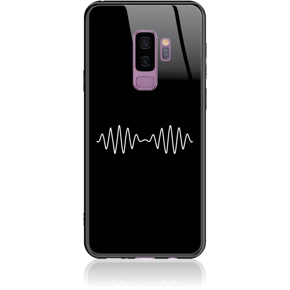 Case Design 50303  -  Samsung Galaxy S9+  -  Tempered Glass Case