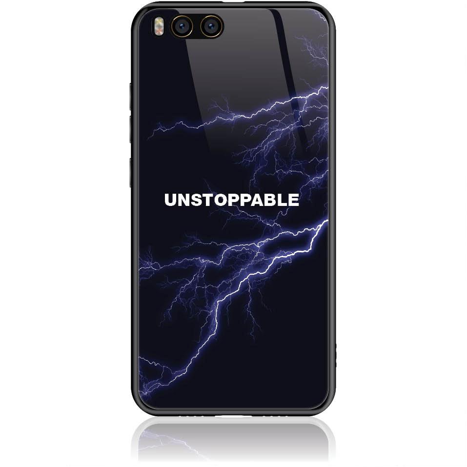 Case Design 50309  -  Xiaomi Mi 6  -  Tempered Glass Case