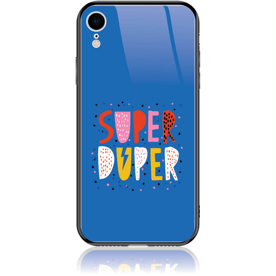 Case Design 50313  -  Iphone Xr  -  Tempered Glass Case