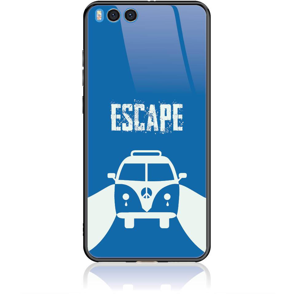 Escape For Life Phone Case Design 50314  -  Xiaomi Mi Note 3  -  Tempered Glass Case