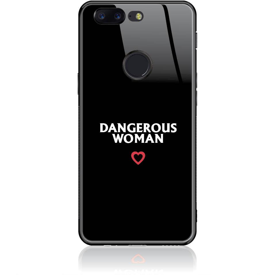 Case Design 50326  -  One Plus 5t  -  Tempered Glass Case
