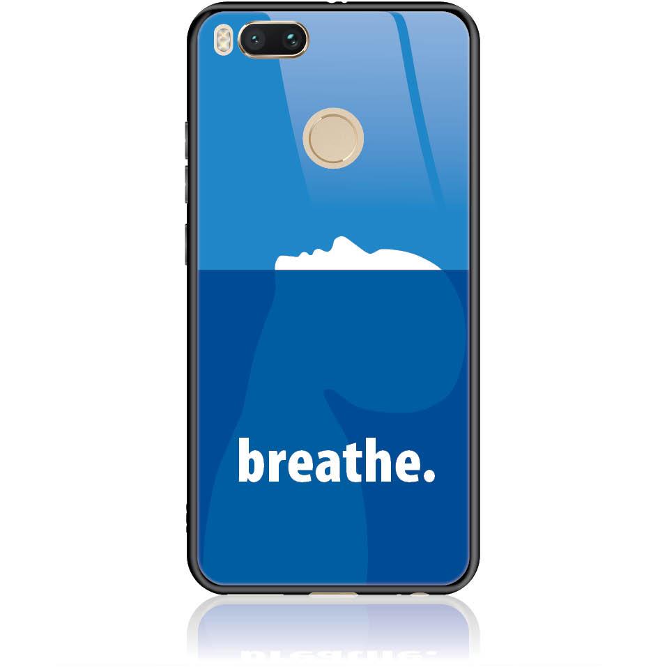 Case Design 50335  -  Xiaomi Mi A1  -  Tempered Glass Case