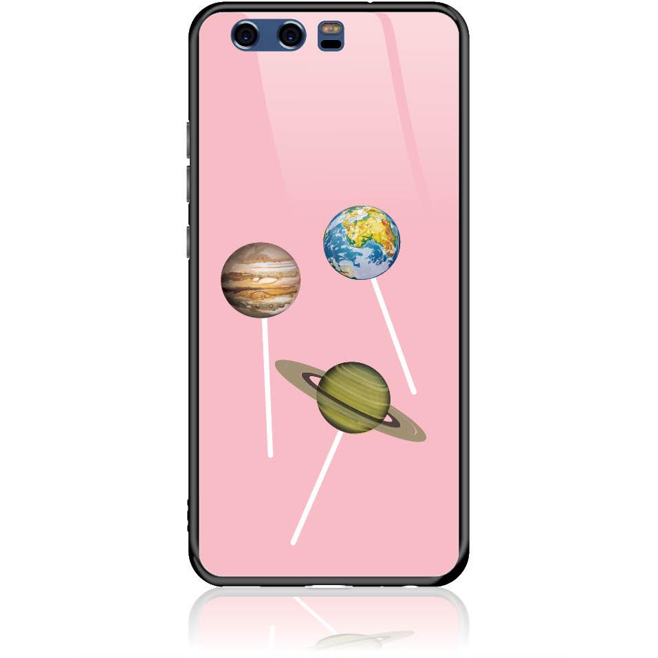 Case Design 50356  -  Huawei P10  -  Tempered Glass Case