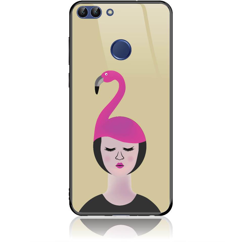 Case Design 50370  -  Huawei P Smart  -  Tempered Glass Case