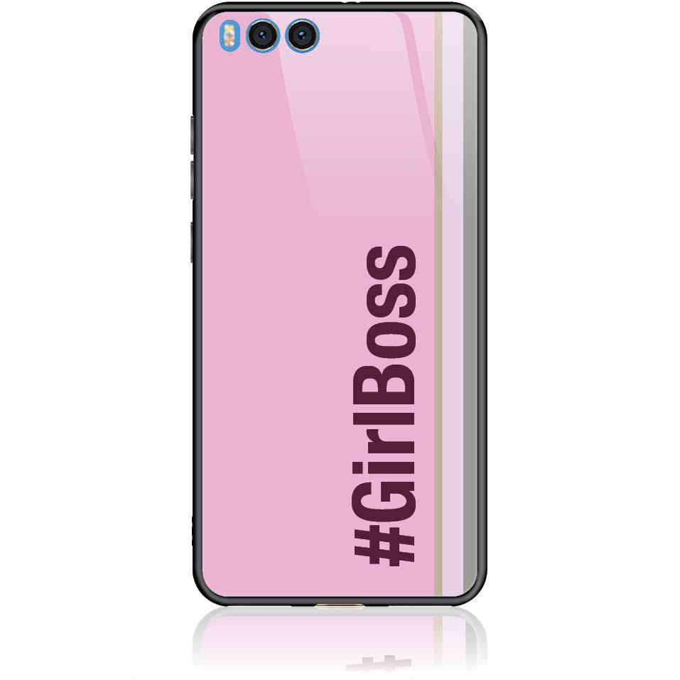 Case Design 50386  -  Xiaomi Mi Note 3  -  Tempered Glass Case