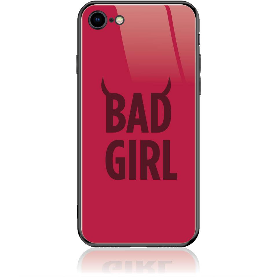 Case Design 50399  -  Iphone 7  -  Tempered Glass Case