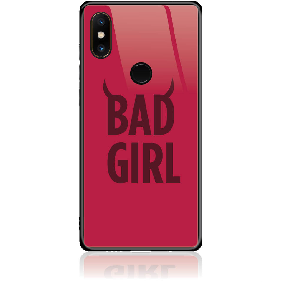 Case Design 50399  -  Xiaomi Mi Mix 2s  -  Tempered Glass Case
