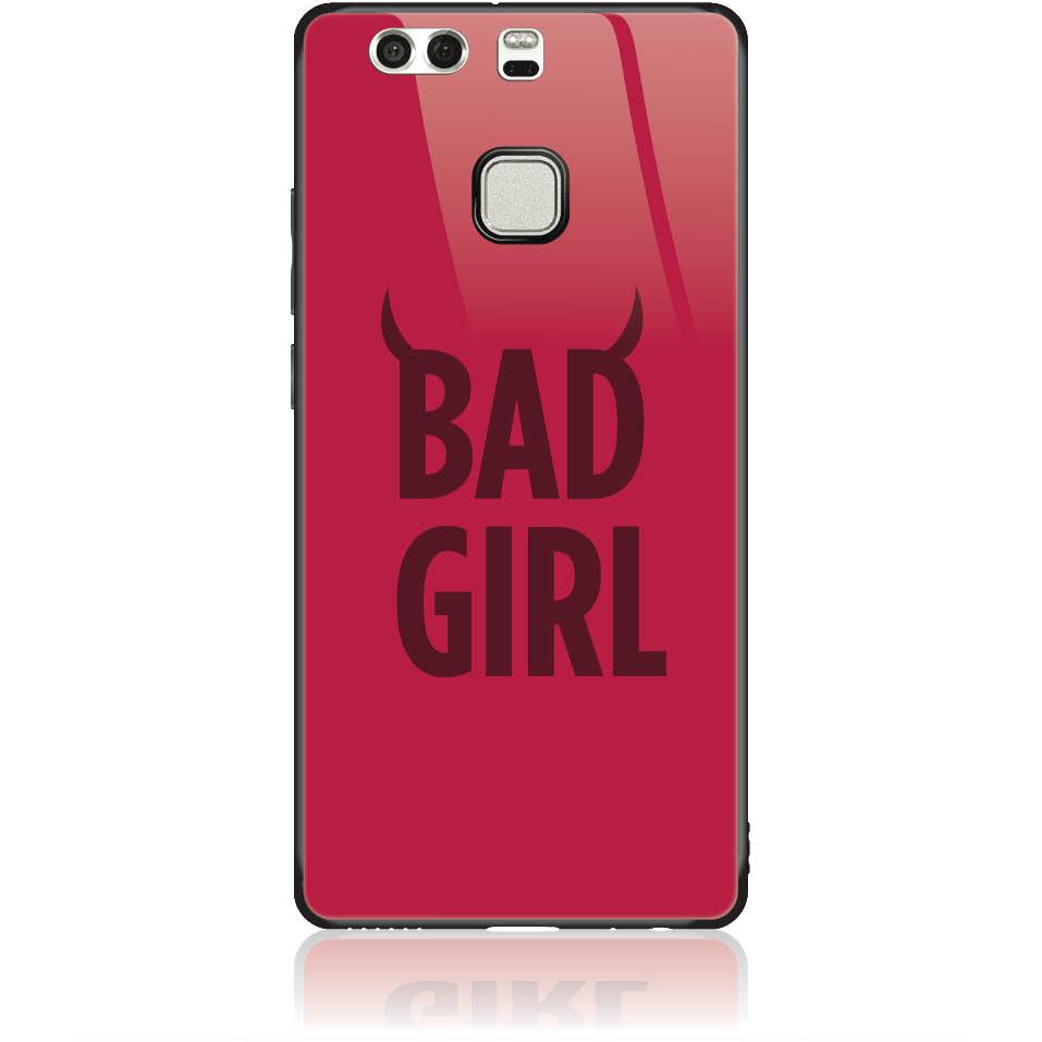 Case Design 50399  -  Huawei P9  -  Tempered Glass Case