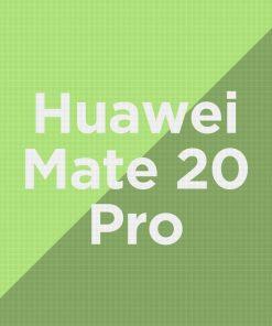 Customize Huawei Mate 20 Pro