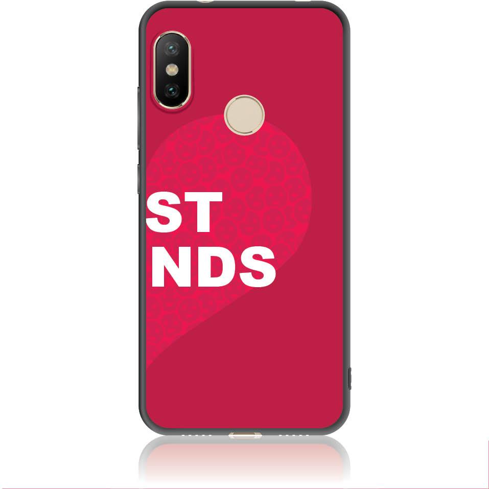 Case Design 50099  -  Xiaomi Redmi 6 Pro  -  Soft Tpu Case