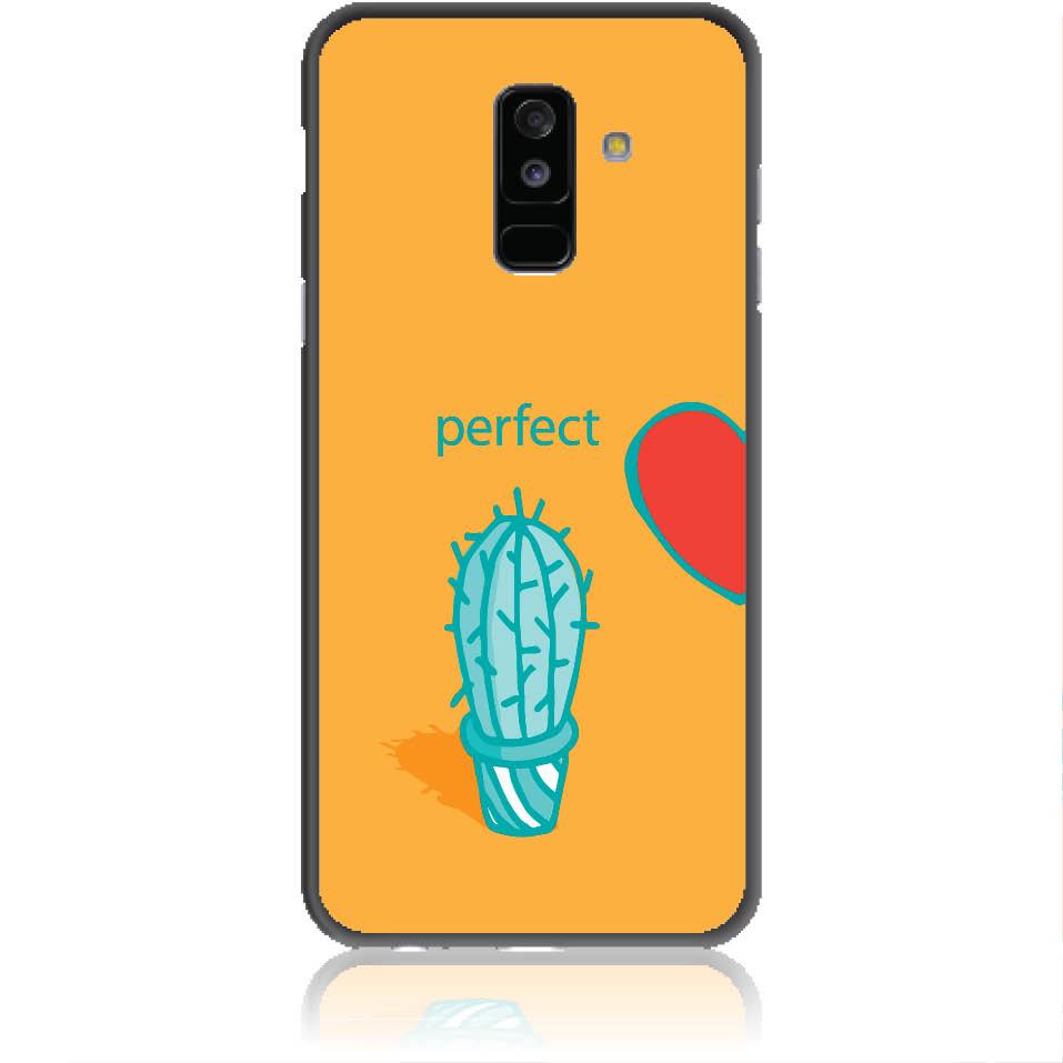 Case Design 50249  -  Samsung Galaxy A6+ (2018)  -  Soft Tpu Case