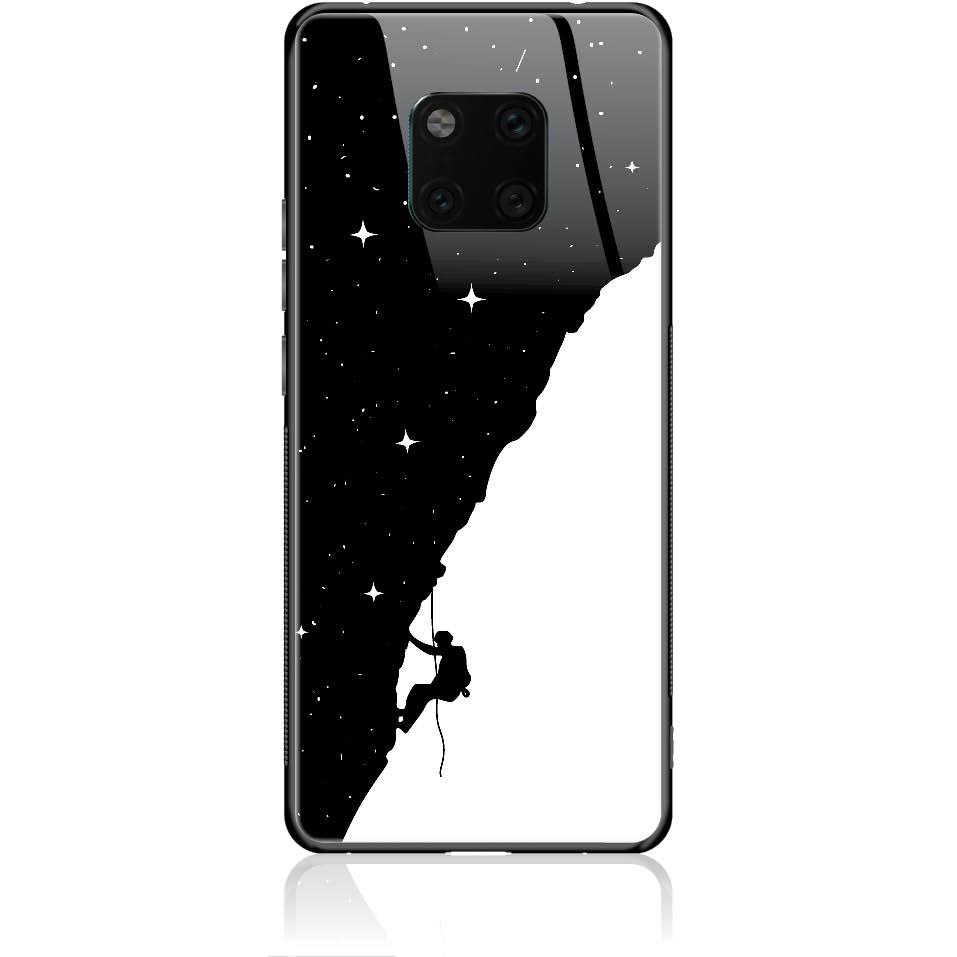 Case Design 50006  -  Huawei Mate 20 Pro  -  Tempered Glass Case