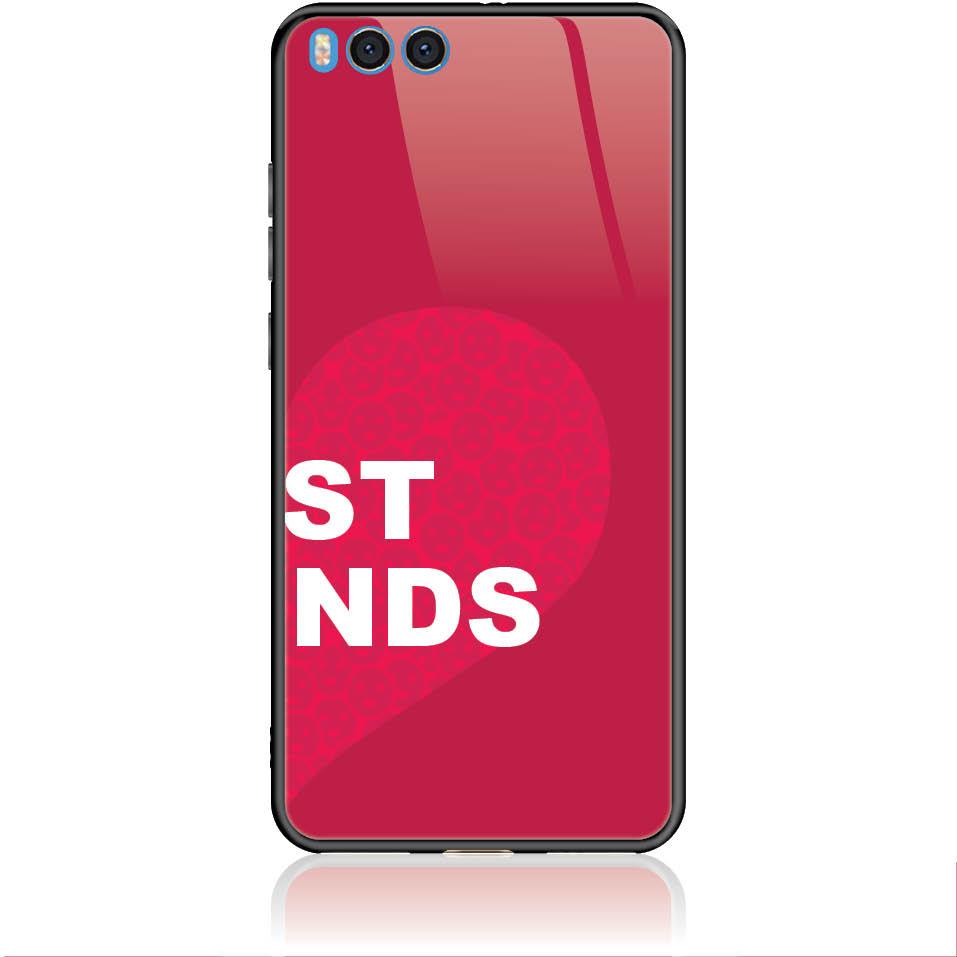 Case Design 50099  -  Xiaomi Mi Note 3  -  Tempered Glass Case