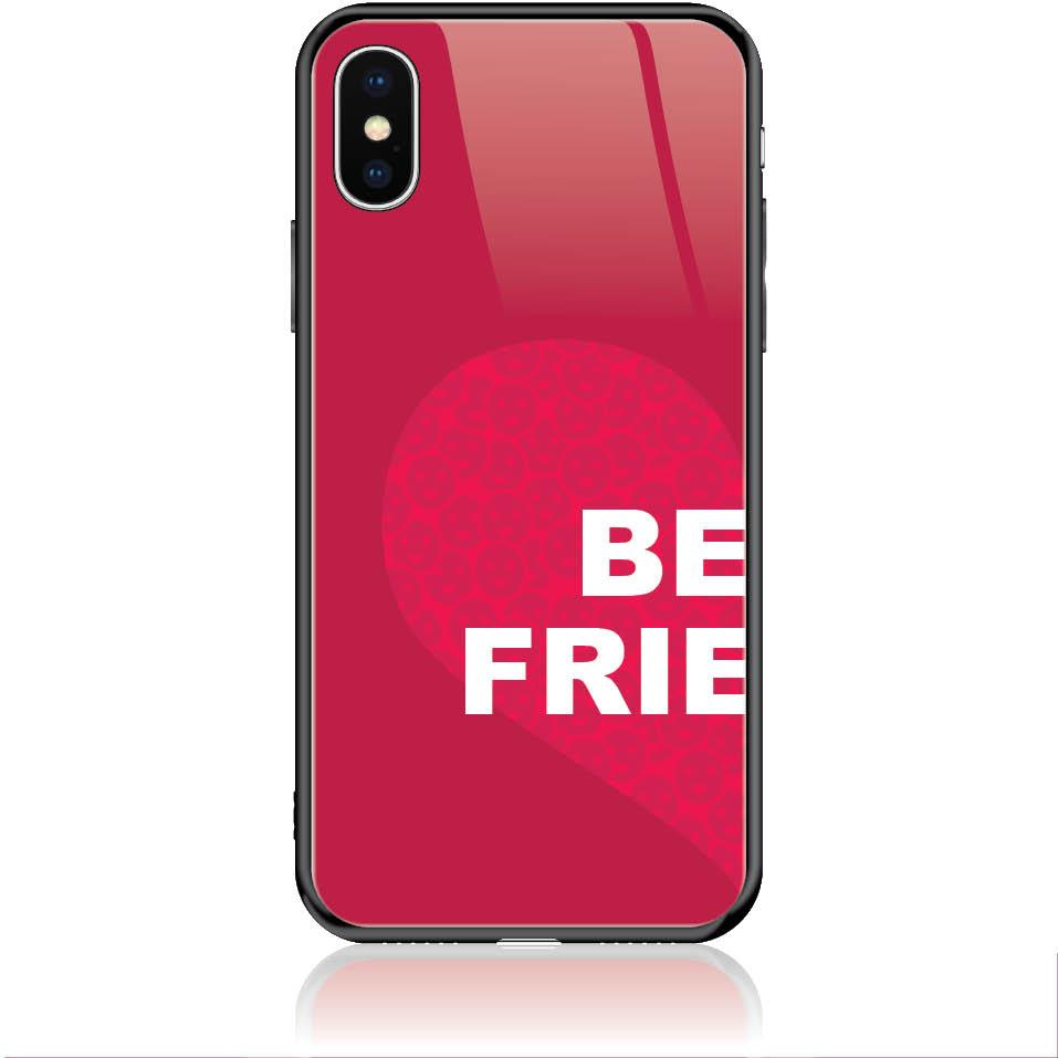 Case Design 50100  -  Iphone Xs  -  Tempered Glass Case
