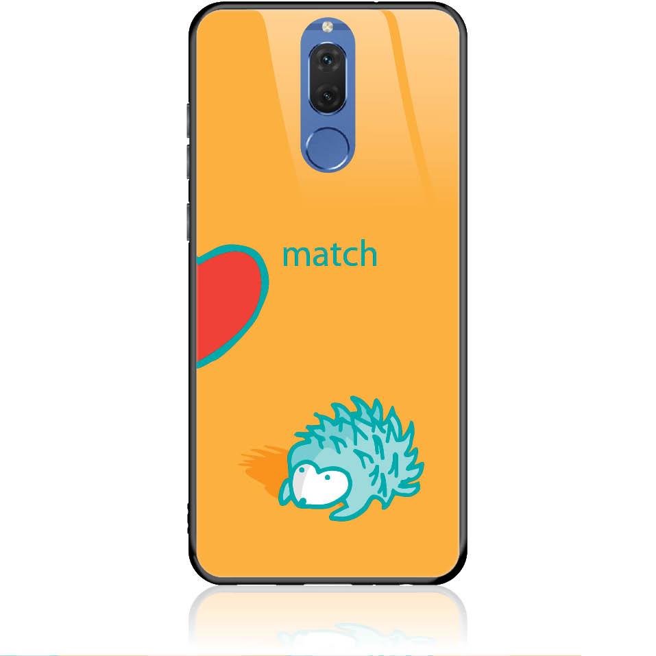 Case Design 50250  -  Huawei Mate 10 Lite  -  Soft Tpu Case