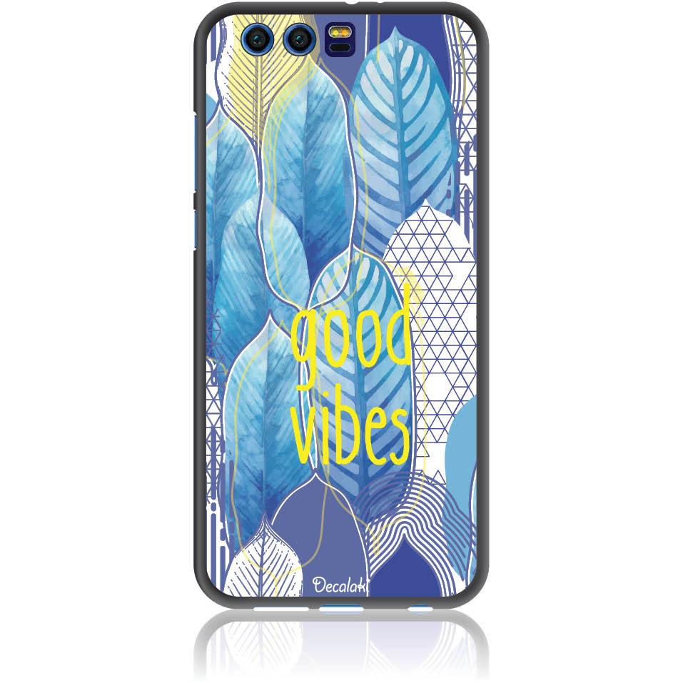 Blue Yoga Phone Case Design 50418  -  Honor 9  -  Soft Tpu Case
