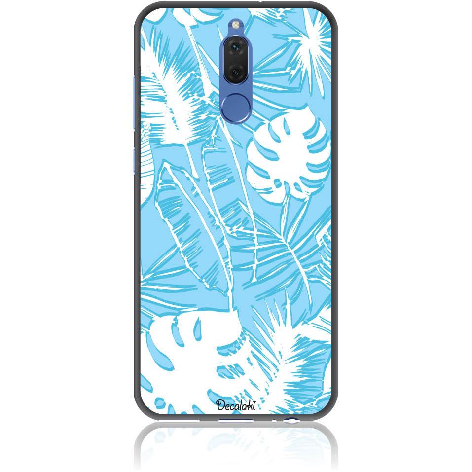 Blue Orgasm Phone Case Design 50422  -  Huawei Nova 2i  -  Soft Tpu Case