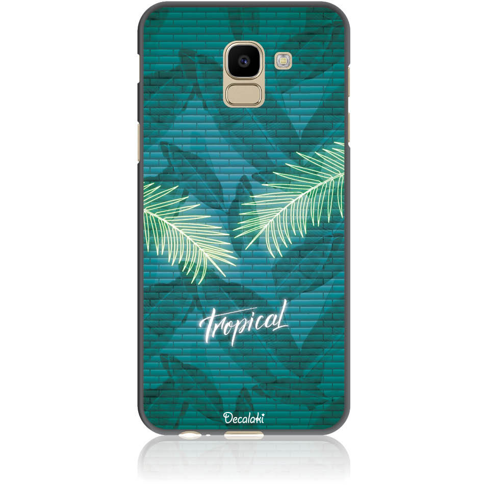 Tropical Bomb Phone Case Design 50423  -  Samsung Galaxy J6  -  Soft Tpu Case