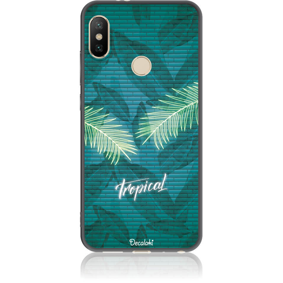 Tropical Bomb Phone Case Design 50423  -  Xiaomi Redmi Note 5/note 5 Pro  -  Soft Tpu Case