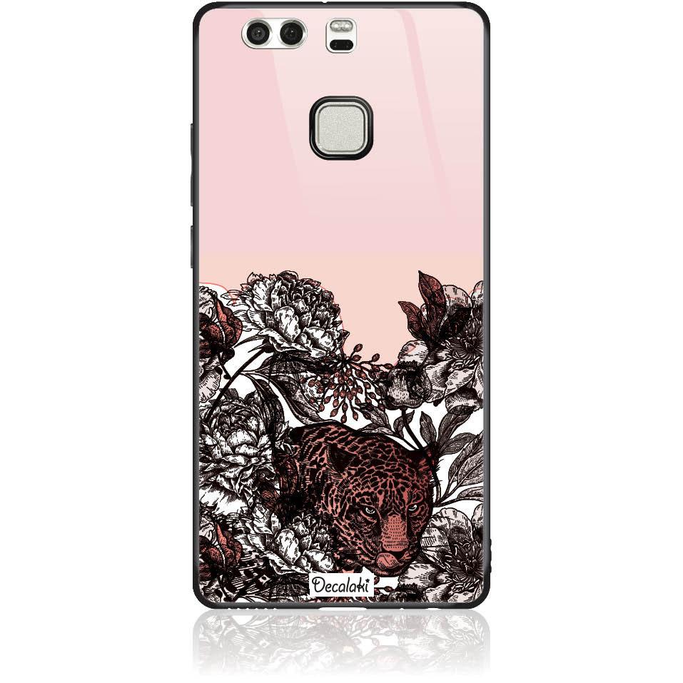 Wild Nature Original Phone Case Design 50419  -  Huawei P9  -  Tempered Glass Case