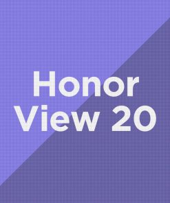 Customize Honor View 20