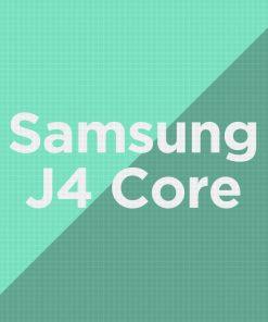 Customize Samsung J4 Core
