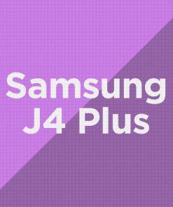 Customize Samsung J4 Plus