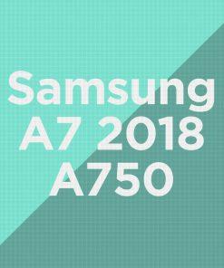 Customize Samsung A7 (2018) (A750)