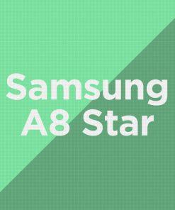 Customize Samsung A8 Star