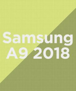 Customize Samsung A9 (2018)