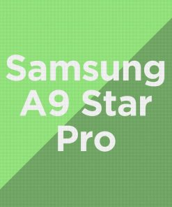 Customize Samsung A9 Star Pro