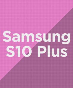 Customize Samsung S10 Plus