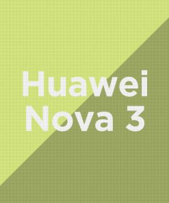 Customize Huawei Nova 3