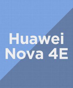 Customize Huawei Nova 4E