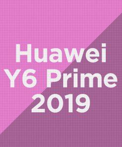 Customize Huawei Y6 Prime (2019) / Y6 (2019)