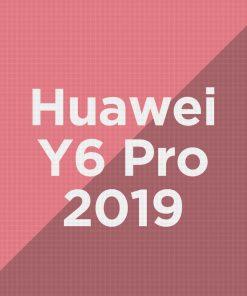 Customize Huawei Y6 Pro (2019)