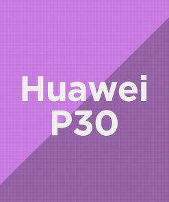 Customize Huawei P30